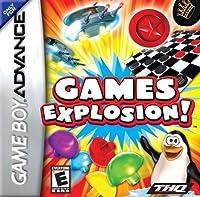 Games Explosion (輸入版)