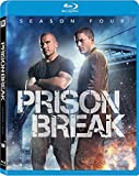 Prison Break: Season 4 [Blu-ray] [Import]