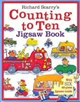 Counting to Ten: Jigsaw Book