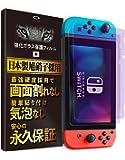 Less is More【2枚入り】 nintendo switch 用 保護フィルム ブルーライトカット ガラスフィル…