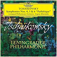 TCHAIKOVSKY: SYMPHONY NO.4 IN F MINOR, OP.36, TH.27; SYMPHONY NO.5 IN E MINOR, OP.64, TH.29; SYMPHONY NO. 6 IN B MINOR, OP. 74, TH.30 [3LP] [12 inch Analog]
