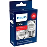 Philips 11498XURX2 LED car signaling Bulb (P21W red), Set of 2