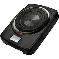 μ-Dimension(ミューディメンション)10inch(25cm)薄型チューンナップサブウーファー(アンプ内蔵) Black Box X10