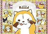108ピース ジグソーパズル puchi Rascal ラスカル(18.2x25.7cm)