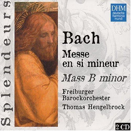 Dhm Splendeurs: J.S. Bach: Messe En Si