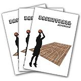 バスケットボールノート B5 3冊セット
