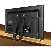 耐震ベルト 地震対策 Kspowwin 転倒防止 TV テレビベルト 家具転倒防止 安全な固定 ポータブルインストール…