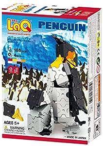 ラキュー (LaQ) マリンワールド ペンギン( Marine World PENGUIN)