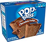 Best Fudges - Kellogg's Pop-Tarts, Frosted Chocolate Fudge, 12 Count ケロッグ Review