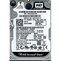 Western Digital wd3200bekt-75a25t0320GB DCM : HHCVJHBB