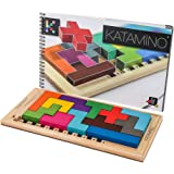 [ ギガミック ] Gigamic カタミノ KATAMINO (カタミノ) 木製ボードゲーム パズルゲーム 並行輸入品…