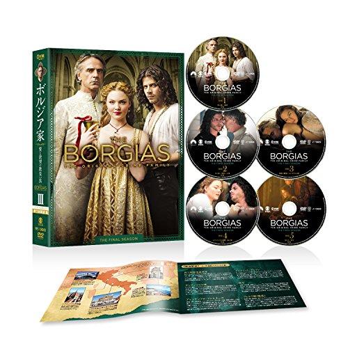 ボルジア家 愛と欲望の教皇一族 ファイナル・シーズン(5枚組) [DVD]の詳細を見る