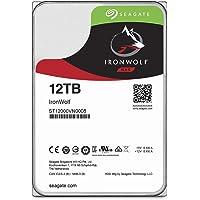 "Seagate IronWolf 3.5"" データ復旧3年付 12TB 内蔵HDD(CMR) 3年保証 256MB 72…"