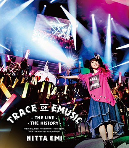 新田恵海 LIVE 「Trace of EMUSIC ~THE LIVE・THE HISTORY~ (通常盤)」 [Blu-ray]