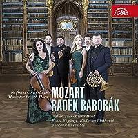 モーツァルト : 協奏交響曲~ホルンのための音楽 / ラデク・バボラーク 他 (Mozart: Sinfonia Concertante~Music for Horn / Radek Baborak etc.) [2CD] [Import] [日本語帯・解説付]