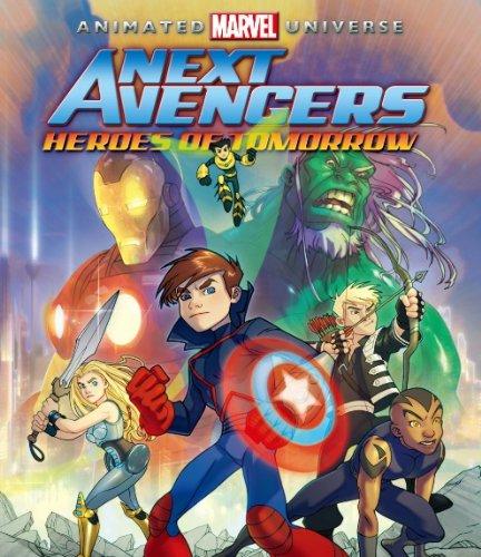マーベル・アニメイテッド・ユニバース3 ネクスト・アベンジャーズ:未来のヒーローたち【Blu-ray】