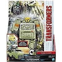 Transformers The Last Knight - Knight Armor Turbo Changer Autobot Hound トランスフォーマーラストナイト - ナイトアーマーターボチェンジャーオートボットハウンドアクションフィギュア [並行輸入品]
