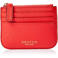 Oroton Women's Estate Zip Credit Card Sleeve