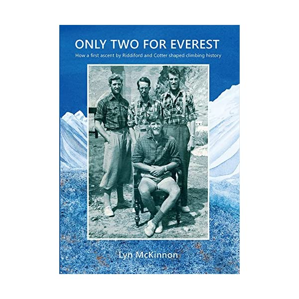 Only Two for Everest: Ho...の商品画像
