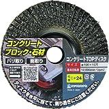 ヤナセ コンクリートTOPディスク C#24 TC01