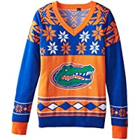 (Florida Gators, X-Large) - NCAA Women's V-Neck Sweater