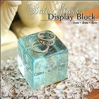 MANJA GCT-0210 バリガラスディスプレイブロック(4cm角)