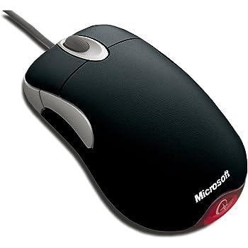 マイクロソフト オプティカル マウス IntelliMouse Optical ブラック D58-00067