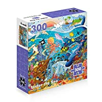 Re-Marks Under The Sea 300 Large Piece Puzzle [Floral] [並行輸入品]