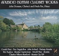 Various: Splendid British Clar