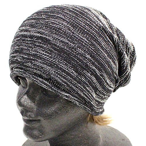 (Rich master) RichMaster natural materials cotton 100% warm organic knit hat to choose the size of the large or small ladies Father Day gift bp-0026L