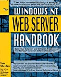 The Windows Nt Web Server Handbook