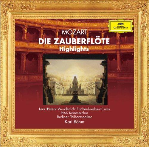 モーツァルト:魔笛 ハイライツ