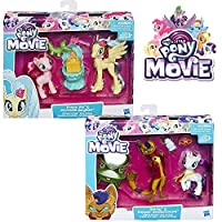 Little Pony My Twilight Rarity - Capper Dapperpaws - Pinkie Pie - Princess Skystar Friends セット バンドル