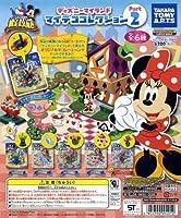 ガチャガチャ ディズニーマイランド マイデココレクションPart2 全6種セット