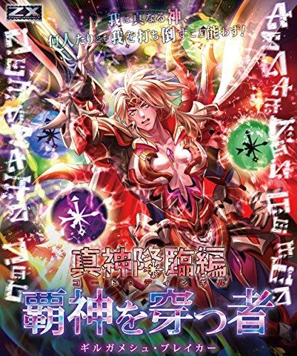 Z/X (ゼクス) -Zillions of enemy X- B19 真神降臨編 覇神を穿つ者 初回限定セット