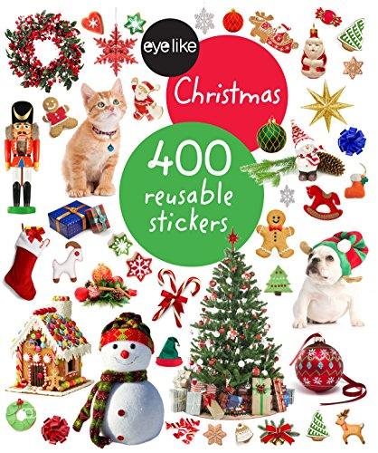 Eyelike Christmas: 400 Reusable Stickers (Eyelike Stickers)
