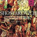 ショスタコーヴィチ:弦楽四重奏曲第2番&第3番&第7番&第8番&第12番