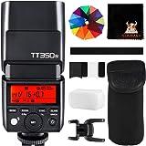 GODOX TT350N ニコン用 クリップオンストロボ 2.4G TTL ハイスピードシンクロ1/8000s GN36 D800 D700 D7100 D5200 D5100 D5000 D300 D300DNikon一眼レフカメラ対応 ミニカメラ