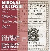 Opera Omnia Vol. 2: Offertoria