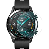 Dolloress 3 Packs Hydrogel Screen Protectors Compatible with for Huawei Watch GT2 46mm HD Screen Film Guard Anti Scratches Fi