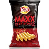 Lay's Maxx Flaming Spicy Potato Chips, 184.2g