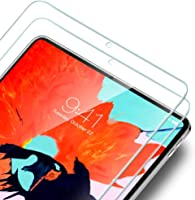 ESR Screen Protector for The iPad Pro 12.9 2018, [2-Packs], Premium Tempered Glass Screen Protector for The iPad Pro 12.9 inch (2018 Release)
