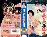 続・大奥マル秘物語 [VHS]
