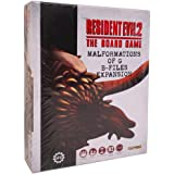 Steamforged Games Resident Evil 2: The Board Game - Malformations of G B-Files Expansion, SFRE2-004B