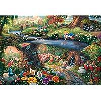 1000ピース ジグソーパズル ふしぎの国のアリス ALICE IN WODERLAND(51x73.5cm)
