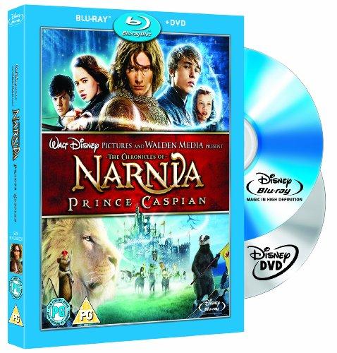 Narnia Prince Caspian BD COMBI Retail DC [Blu-ray] [Import anglais]