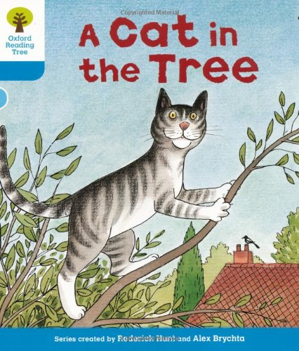Oxford Reading Tree: Level 3: Stories: A Cat in the Treeの詳細を見る