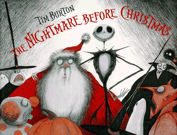 Nightmare Before Christmas, Tim Burton's Theの詳細を見る