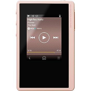 パイオニア Pioneer private デジタルオーディオプレーヤー ハイレゾ対応 ピンク XDP20P 【国内正規品】