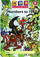 New Heinemann Maths: Reception: Numbers to 10 Activity Book (8 Pack)